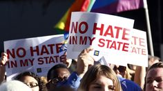 Mississippi Governor Signs 'Religious Freedom' Bill Into Law : The ...