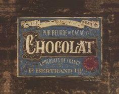 Chocolat...