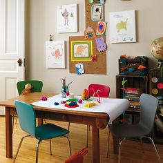 Kids' Chairs: Kids Purple Play Chair in Kid Chairs | The Land of Nod