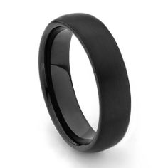 Valentines Day 6mm Round Black Cobalt Free Tungsten Carbide COMFORT-FIT Wedding Band Ring for Men and Women (Size 5 to 15) The World Jewelry Center. $18.00. Tungsten has a tendency to break when hit with a hard material. scratch proof. Promptly Packaged with Free Gift Box and Gift Bag