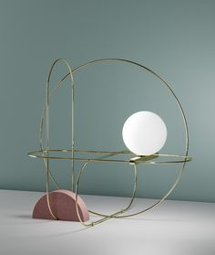 Object of the day: the Setareh light by Francesco Librizzi