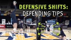 This drill will work your defense AND your offense. Hitters are trying to make smart shots to avoid getting dug while diggers are trying to read the hitters and anticipate where they will put the ball: