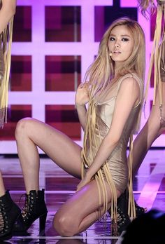 After School Nana. She should be a Victoria Secret Model