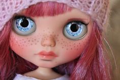 ooak custom blythe doll by GerakinaDolls on Etsy