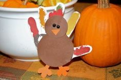 pinterest thanksgiving crafts | ... 300x200 Nothing Says Thanksgiving Like Handprint Turkeys!%catagory