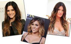 ombré-hair #star #coiffure #cheveux