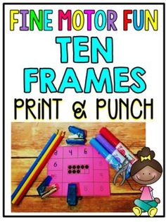 Print & Punch Ten Fr