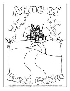 Anne of Green Gables Unit Study via confessionsofahomschooler will also be to download and study:  we actually live right near the town of the author of these stories ,.. Oh the many stories that plagued her life were amazing even outside the amazing tales in this series!!! Anne of Green Gables