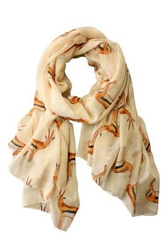 Antelope Scarf by Non Specific on @HauteLook