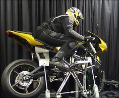 Resultado de imagen para simulador de moto
