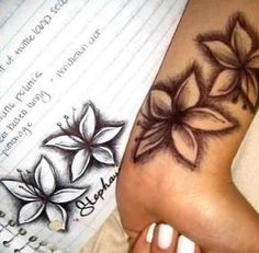 I love this for a tattoo . <33