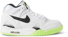 low priced e4371 6069d Nike first released the Air Tech Challenge sneakers in 1990 during the  heyday of tennis attire