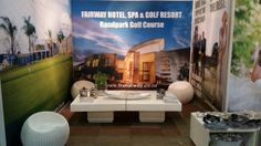 A SHOWSTOPPER AT THE WEDDING EXPO. Hotel Spa, Golf, Wedding, Valentines Day Weddings, Weddings, Mariage, Marriage, Wave, Turtleneck