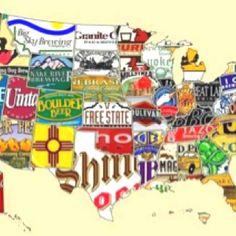 Craft Beer, USA