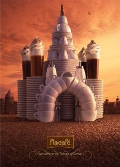 Flocafe Coffee Shops: Temple