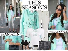 """""""Gert the look - vivaluxury.blogspot.mx"""" by lisamichele-cdxci ❤ liked on Polyvore"""
