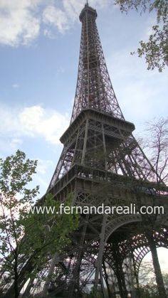 Fascinante Torre Eiffel