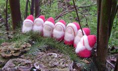 ... about Needle Felting on Pinterest | Wool, Fairies and Felted soap