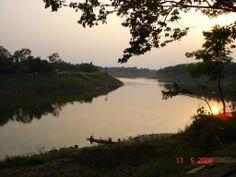 Kushiara river