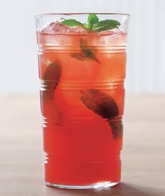 Watermelon-Mint Cooler | RealSimple.com
