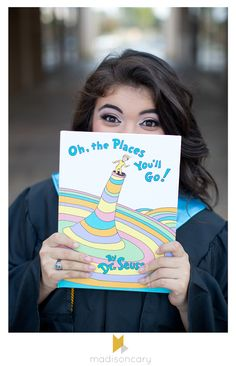 dr suess senior pictures graduate midland texas