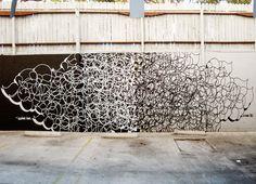 Tilt wall #streetart#mural#wall#outwallz#tilt