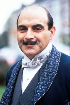 Hercule Poirot - The Incomparable David Suchet