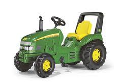 Kettler John Deere X-Trac Ride on Tractor