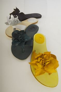 Flower Sandal collection