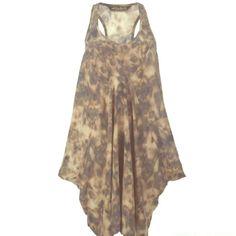 All Saints Animal Print Lenoix Mea Dress