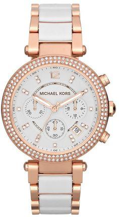 MK5774 - Authorized michael kors watch dealer - Mid-Size michael kors Parker , michael kors watch, michael kors watches