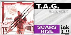 """Album Review: """"Scars Rise"""" by T.A.G."""