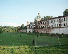 Totma , Republik Wologda, aufgenommen 2014.