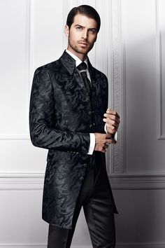 Costumes Costard Homme, Gothique Chic, Mariage Steampunk, Costume Marié,  Tenue Mariage, 005f968f722