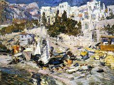Alupka, 1912 - Konstantin Korovin