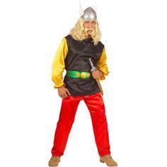 Disfraz de Rubio de la Galia para hombre
