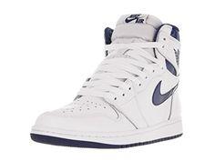 Nike Men's Air Jordan 1 Retro High OG Basketball Shoe