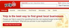 Yelp is the best way to find great local businesses