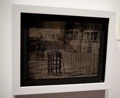 'Memorial Park: Tintype Print', photograph by Ben Nienhoff