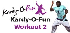 Kardy-O-Fun Workout 2- another simple fun workout from the UK's number one fun fitness sensation Kardy Laguda