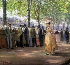 Alan Maley ~ The Admirer