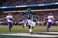 How the Eagles Beat the Vikings in the N.F.C. Championship Game