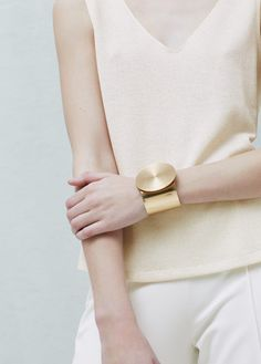 Rigid bracelet | MANGO