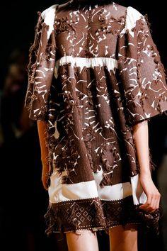 Chloé Spring 2015 Ready-to-Wear Accessories Photos - Vogue Chloe, Boho Fashion, Fashion Show, Fashion Design, Vogue, Moda Boho, Spring Summer 2015, Spring Collection, Summer Girls