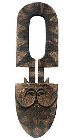 Nafana Bedu mask 23, Ivory Coast