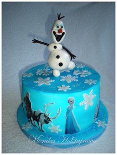 Olaf Olaf, Cake, Desserts, Food, Tailgate Desserts, Deserts, Kuchen, Essen, Postres