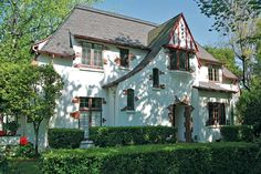 Tudoring Lessons From Piedmont Exterior Paint Colors Tudor Style And Tudor House