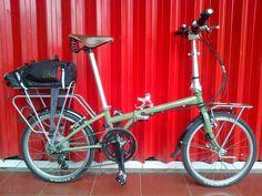 Quick Tune-Up For Spring Bicycle Riding Foldable Bicycle, Folding Bicycle, Motorized Bicycle, Commuter Bike, Cargo Bike, Bicycle Design, Cycling Bikes, Gado Gado, Big Wheel