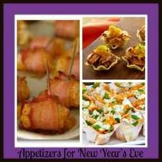 If you're looking for some savory appetizers to serve at a New Year's Eve party, chances are you'll find at least one or two that'll fit your...