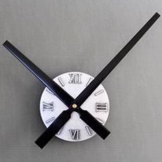Extra Large Creative DIY Wall Clock Home Decorative Sunburst Time Battery 3d Wall Clock, Diy Clock, Online Clock, Sunburst Clock, Clock Shop, Cool Walls, Diy Wall, Wall Decor, Metal
